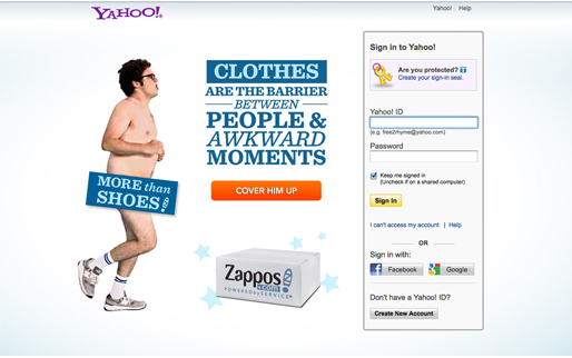 Inc., more than shoes, New York Times, ny times, zappos ad campaigns, Zappos Development, zappos magazine ads, zappos marketing, Zappos on NY times