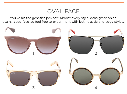 ray ban aviator sunglasses face shape