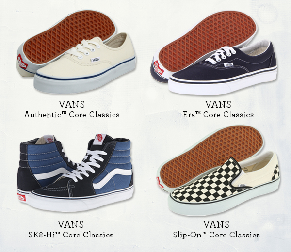 936b28921dc ... Vans will never look outdated on your feet. There s just something  comforting about vulcanized rubber under your feet. There might be more  styles and ...